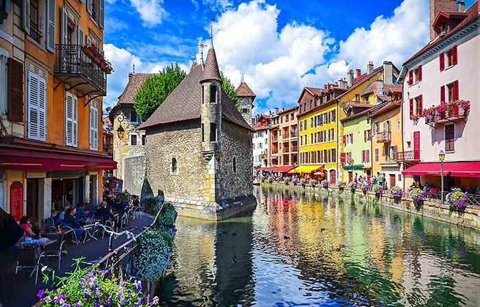Lyon, Annecy & the French Northern Alps